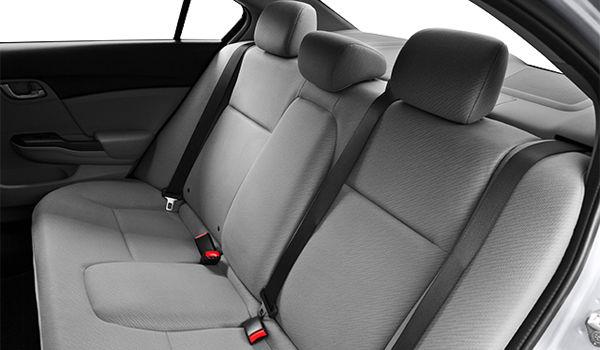 Honda Civic 2014 Exterior Black