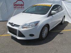 Ford Focus SE + BAS MILLAGE ET GARANTIE COMPLÈTE 2014