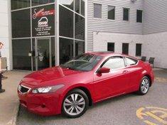 Honda Accord Cpe EX+Toit ouvrant+Garantie jusqu'a 200.000km 2008