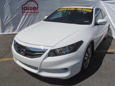 Honda Accord Cpe EX+Toit ouvrant+Pnues hiver 2012
