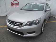 Honda Accord LX + GARANTIE 10ANS/200 000KM 2014