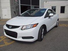 Honda Civic Cpe LX 2012