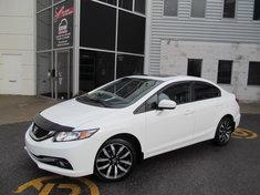 Honda Civic Sedan Touring + GARANTIE 10 ANS/200,000KM 2014