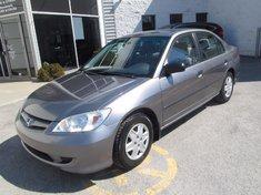 Honda Civic SE-Faite vite!|-8 pneus 2005
