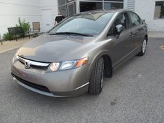 Honda Civic DX-A+A/C+Vitre et Mirroir Électrique 2008