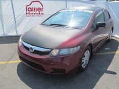 Honda Civic BERLINE + GARANTIE 10 ANS/200,000KM 2009