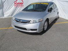 Honda Civic DX-G + GARANTIE 10 ANS/200,000KM 2010