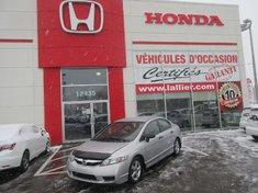 2010 Honda Civic DX-A + MAGS