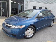 Honda Civic DX-G-Garantie jusqu'a 200.000km 2011