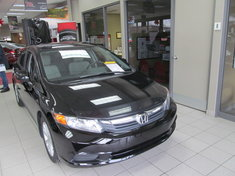 Honda Civic EX+GARANTIE 10ANS/200000KM 2012