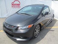 Honda Civic SI coupé , garantie 10 ans/200,000km 2012