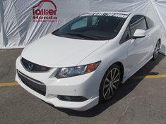 Honda Civic SI COUPÉ + GARANTIE 10 ANS/200.000KM 2012