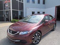 Honda Civic EX-Garantie Global 2013