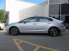 Honda Civic EX-Toit ouvrant-Bancs chauffant 2013