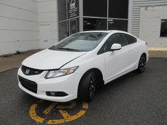 Honda Civic SI + GARANTIE 10 ANS / 200 000 KM 2013