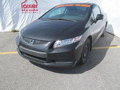 Honda Civic EX + GARANTIE 10 ANS/200 000KM 2013