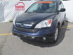 Honda CR-V EX+Toit ouvrant+Le plus beau sur le marché 2008