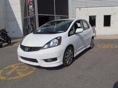 Honda Fit Sport+KIT DE JUPE+AILERON+BAS KILO 2013