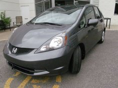Honda Fit LX+Bas kilo+Garantie 10 ans ou 200.000km 2013