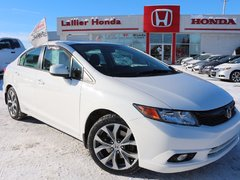 2012 Honda Civic SI *A PARTIR DE 1.99%*